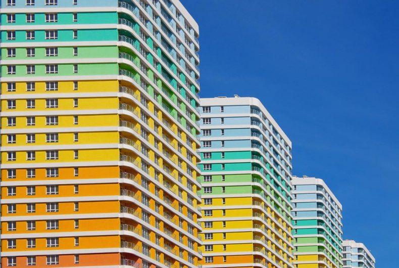 Yener Torun fotografa una Istanbul arcobaleno