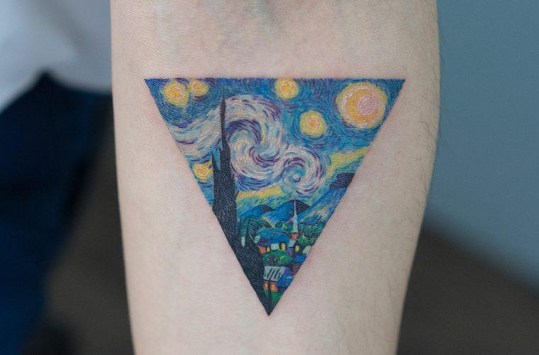 Ondrash - Tattoo Artist - Collateral