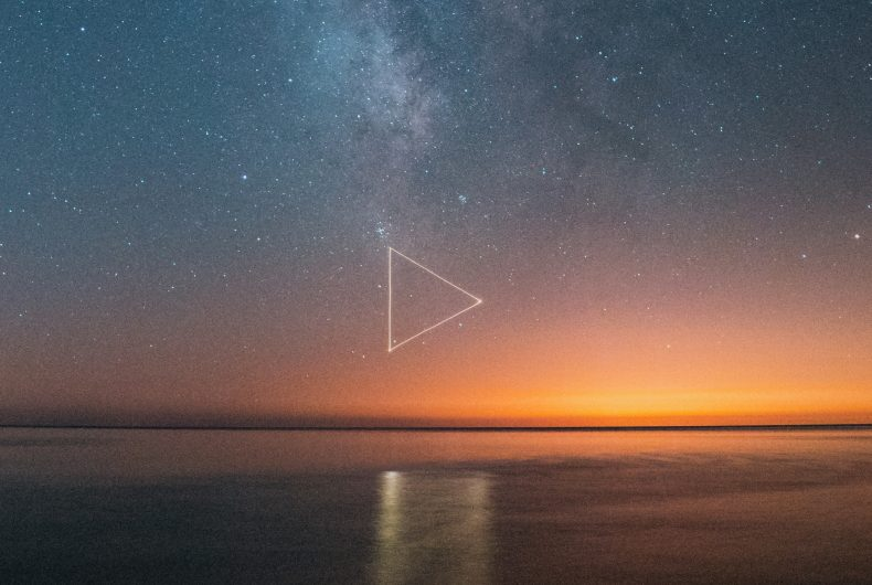 Aeroglyph is the new photographic project by Reuben Wu