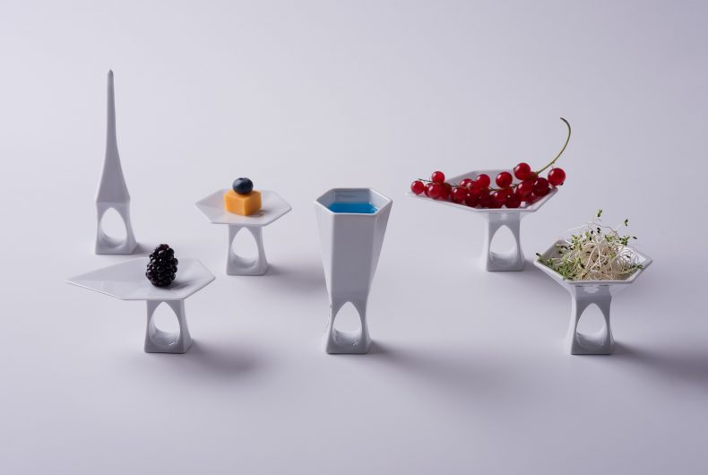 The Art Food Project, when design meets food