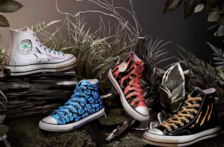 "Dr. Woo and Converse present Chuck 70 ""Wear to Reveal"""