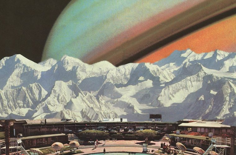 From vintage pieces to beautiful artworks: Karen Lynch's collages