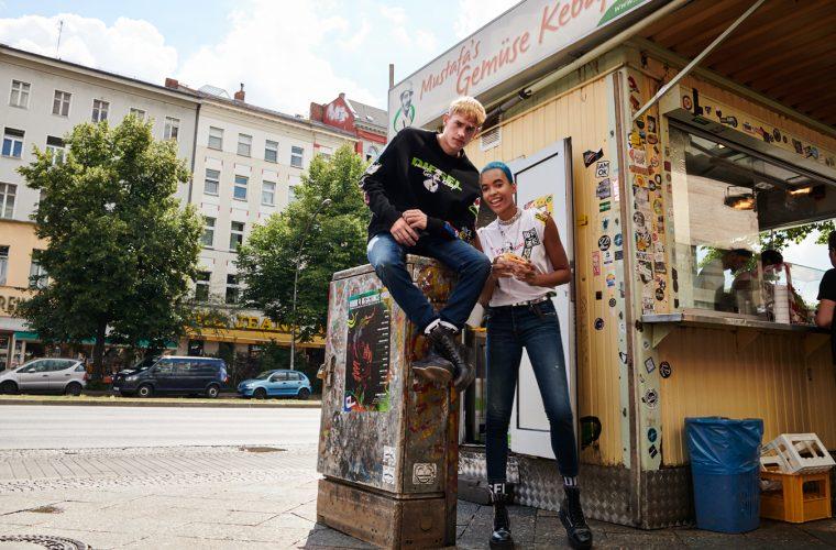 Diesel x Mustafa's Gemüse Kebap è la collaborazione definitiva