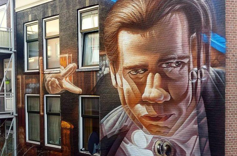 Street art meets 3D world in Insane51's murals