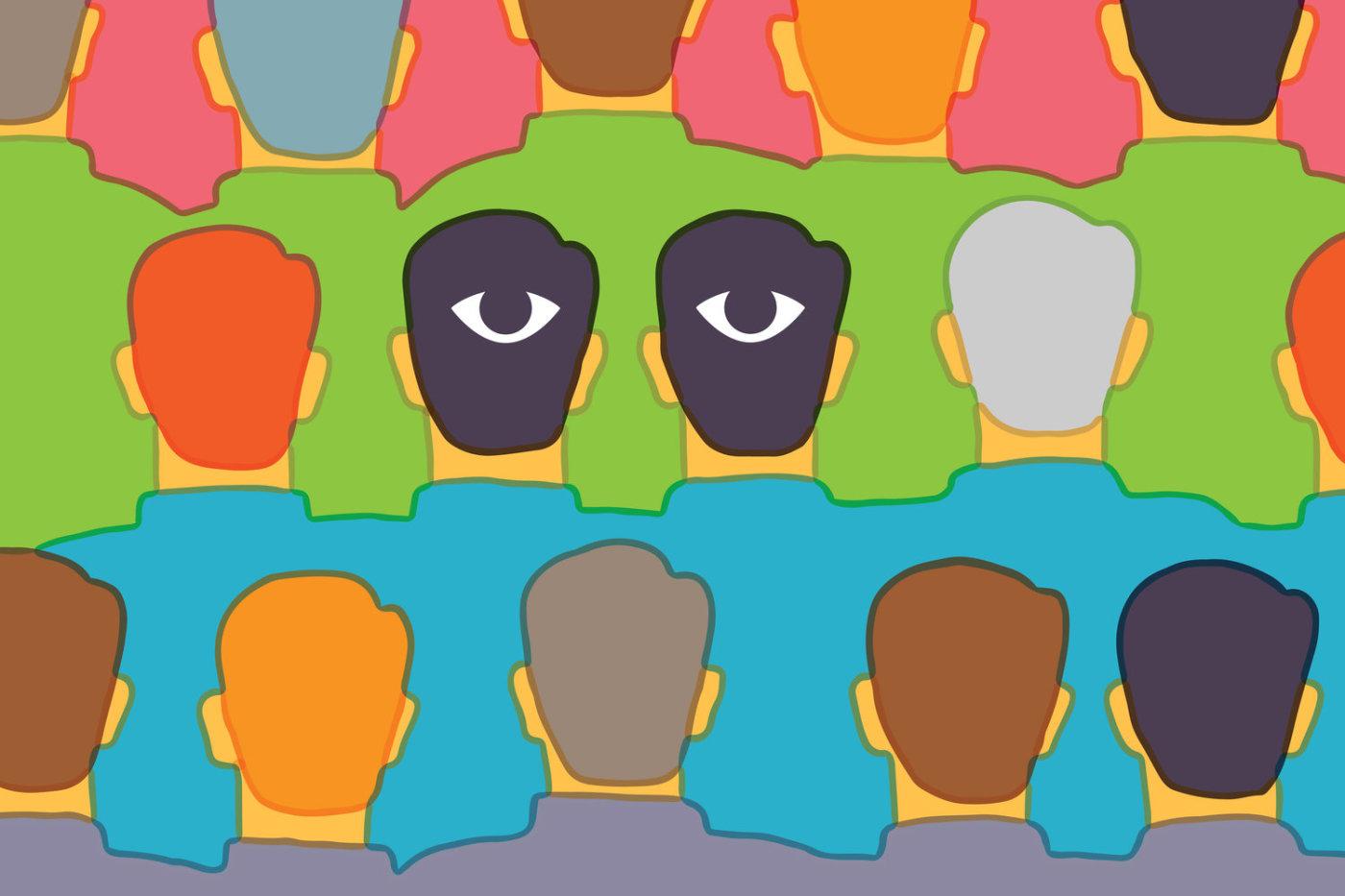 Le illustrazioni psichedeliche e spensierate di Tim Lahan   Collater.al 1