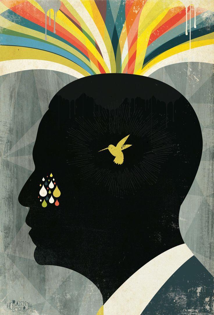 Lo stile inconfondibile delle illustrazioni di Andrew Bannecker   Collater.al 10