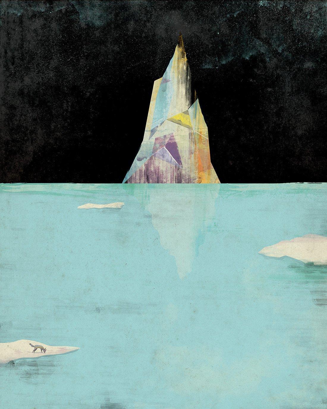 Lo stile inconfondibile delle illustrazioni di Andrew Bannecker   Collater.al 6