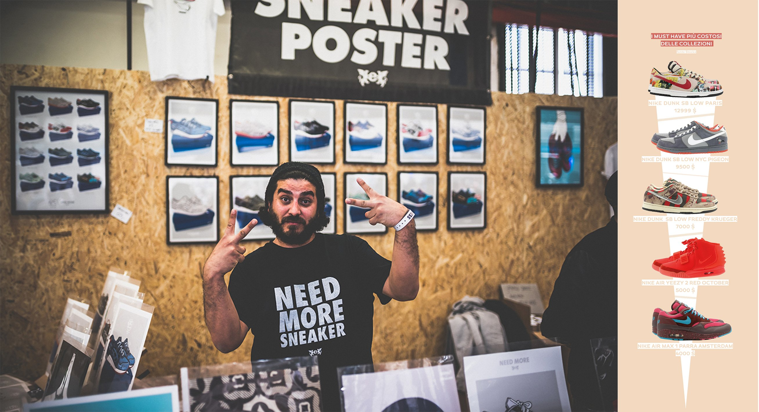 Sneakerness Milano | Collater.al 5