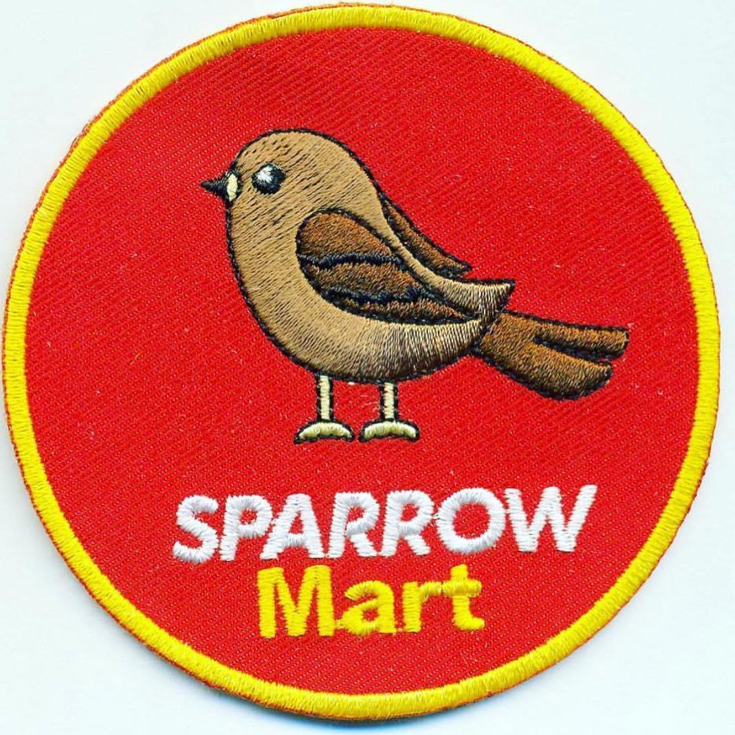 Sparrow Mart | Collater.al