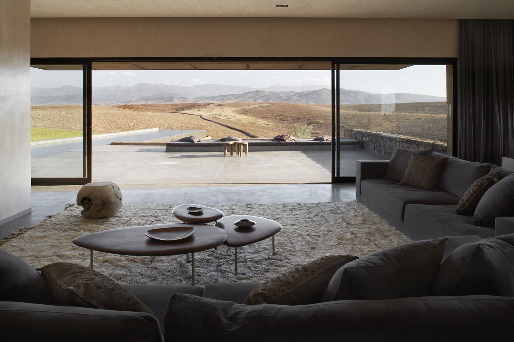 Vista mozzafiato per Villa K firmata KO Studio   Collater.al 3