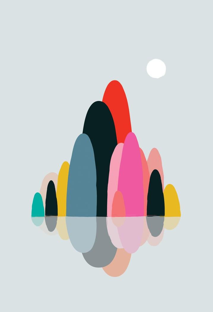 Lo stile inconfondibile delle illustrazioni di Andrew Bannecker   Collater.al 17