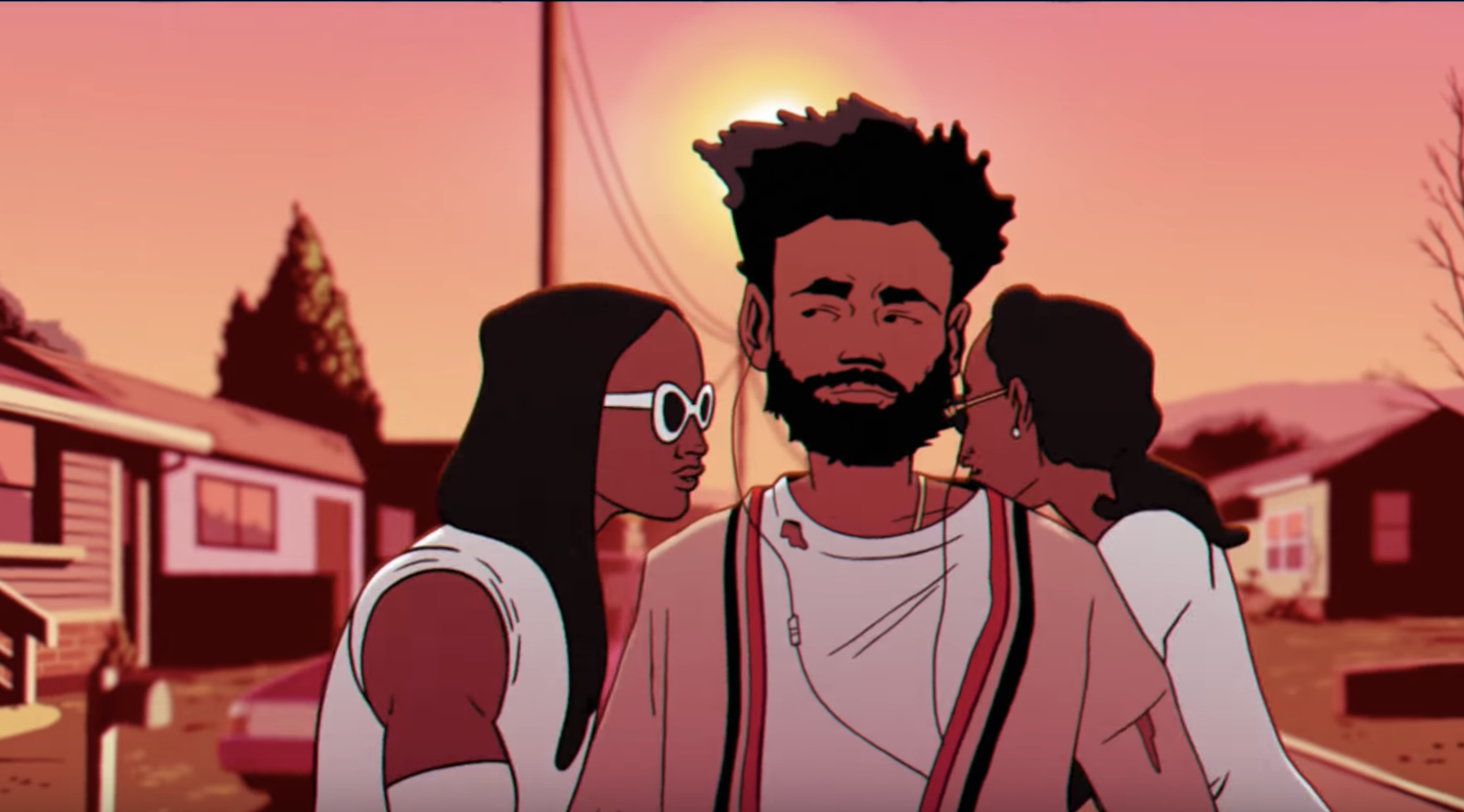 Coolest Hat Ever >> Childish Gambino's Feels like Summer video is finally out ...