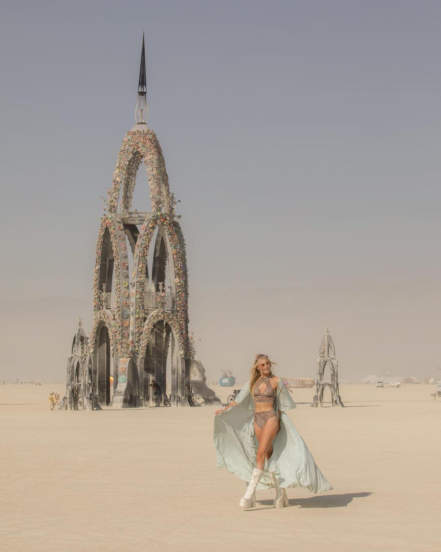 Il meglio del Burning Man Festival 2018   Collater.al