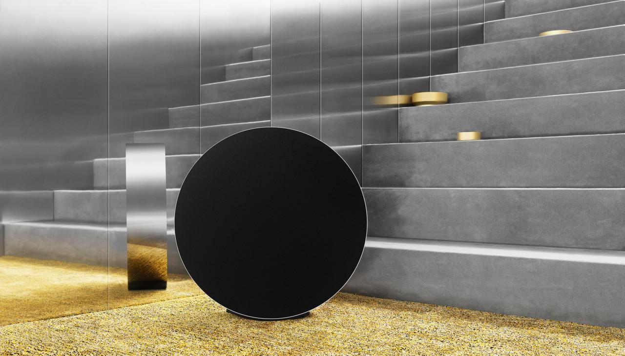 Beosound Edge è l'enigma firmato Bang & Olufsen | Collater.al