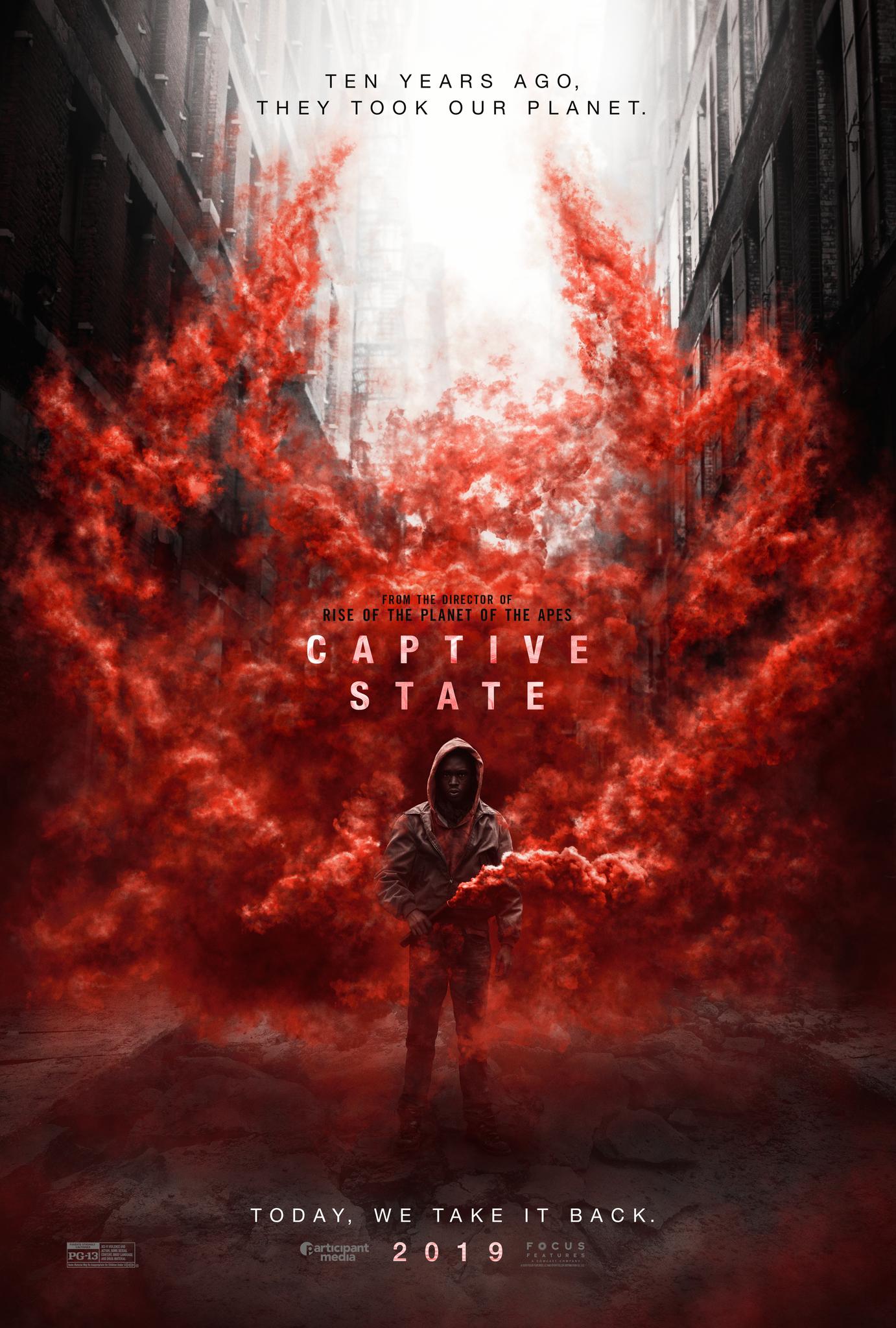 Captive state è il nuovo film sci-fi con John Goodman | Collater.al 2