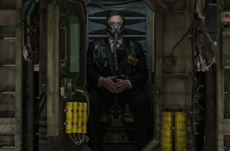 Captive state, il nuovo film sci-fi con John Goodman
