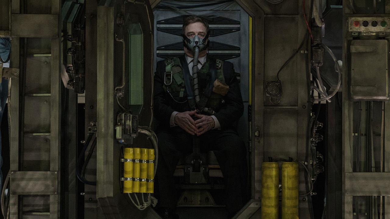 Captive state è il nuovo film sci-fi con John Goodman | Collater.al