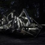 Clemens Behr ci ha raccontato la sua installazione per il FestiWall 2018 | Collater.al 3