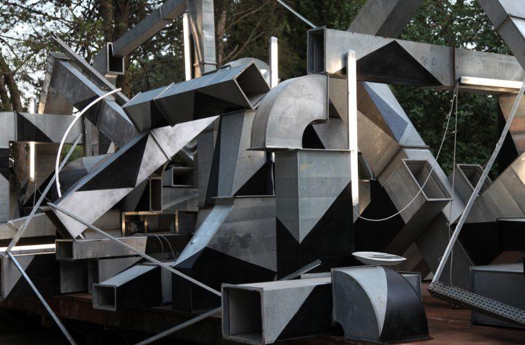 Clemens Behr ci ha raccontato l'opera ideata per FestiWall 2018