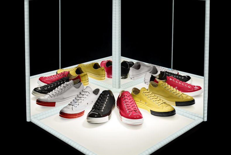 Converse x Undercover Order/Disorder Collection