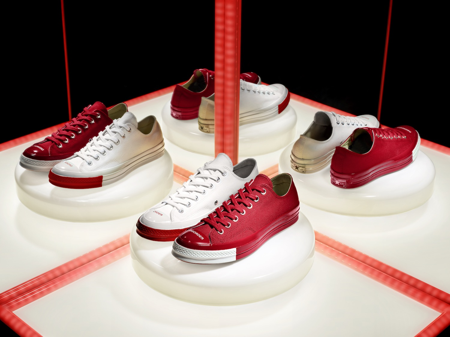 Converse x Undercover Order/Disorder | Collater.al