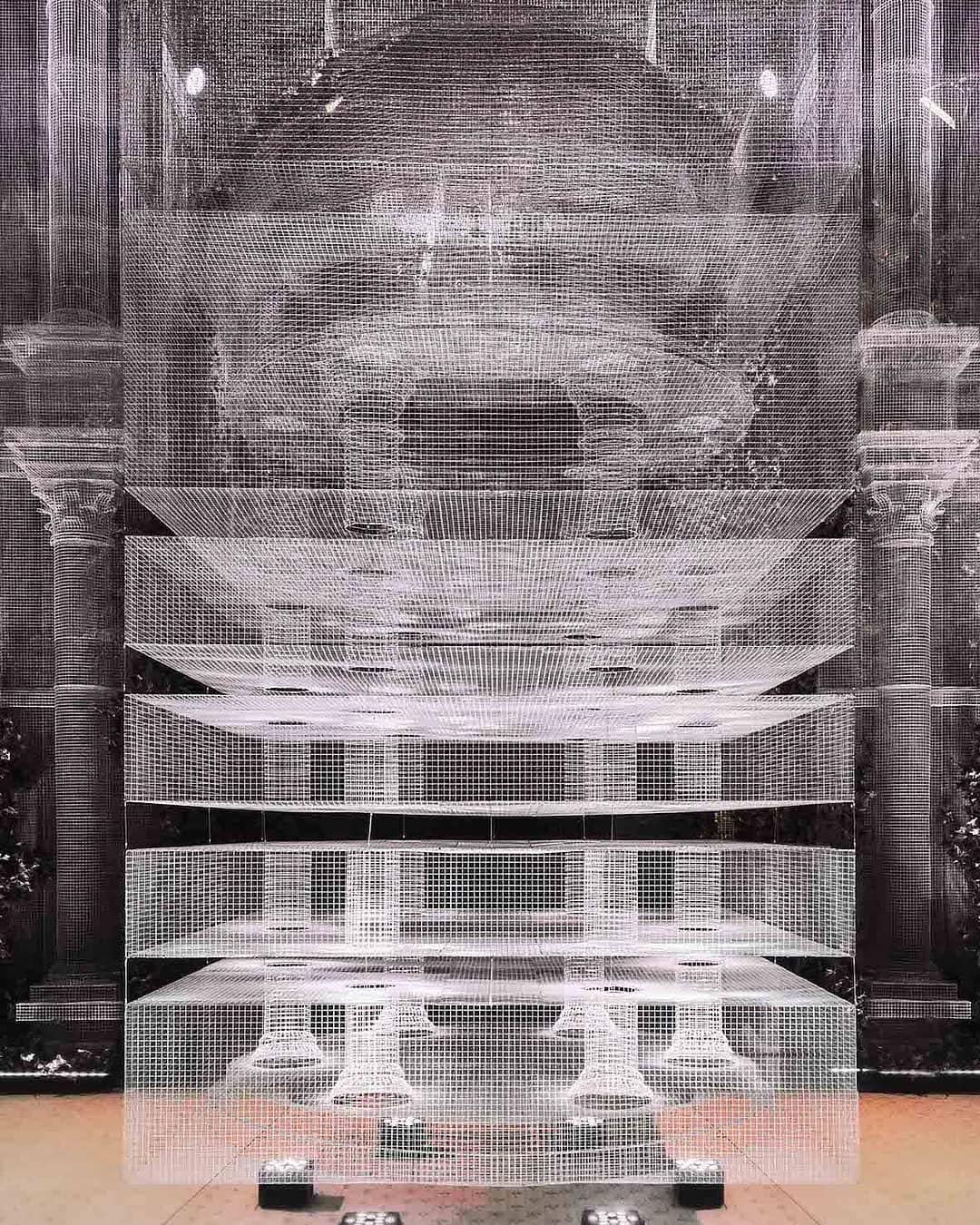 Cube Temple | Collater.al