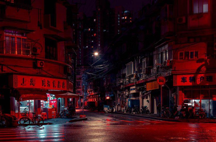 Derive Shangai, il progetto fotografico di Cody Ellingham
