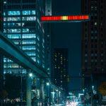 Detroit Skybridge, i blocchi luminosi di colore di Phillip K Smith III | Collater.al 4