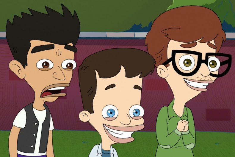 The first trailer of Big Mouth's second season is out