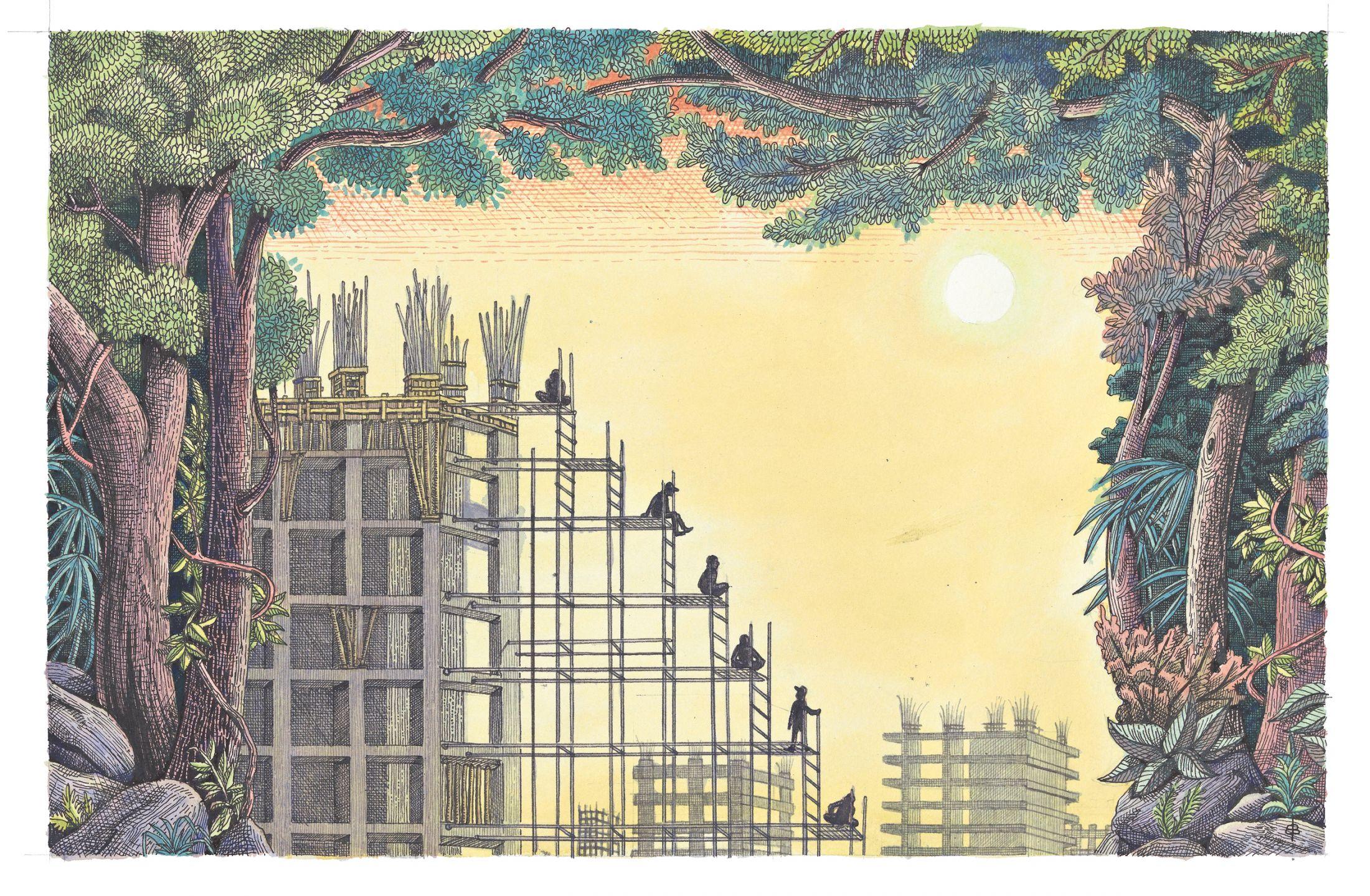 Edouard Baribeaud, la mitologia nella vita di tutti i giorni | Collater.al 1