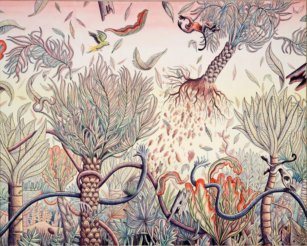 Edouard Baribeaud, la mitologia nella vita di tutti i giorni | Collater.al 8