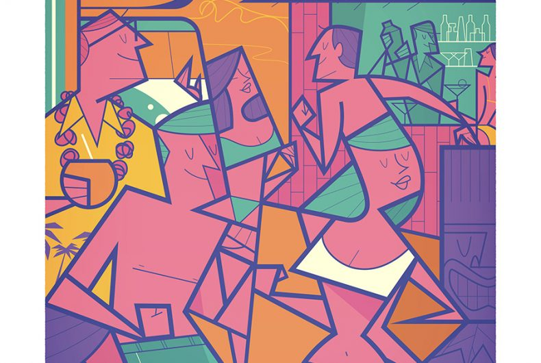 Ale Giorgini opens his shop on Etsy with a limited edition illustration