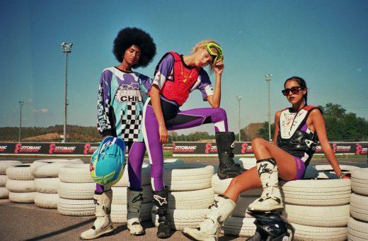 """FANTAIUTER """"She's Gotta Race It"""" la collezione di IUTER e Fantabody"""