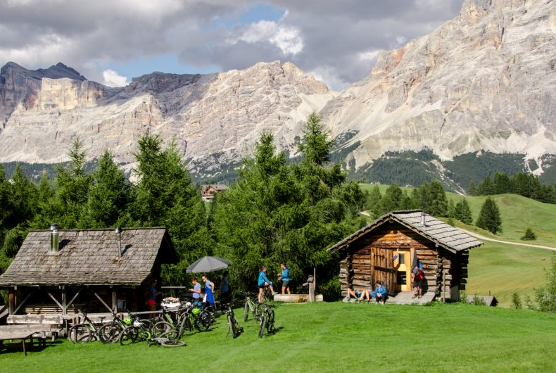 Girls Dolomites Basecamp, an amazing all-female experience