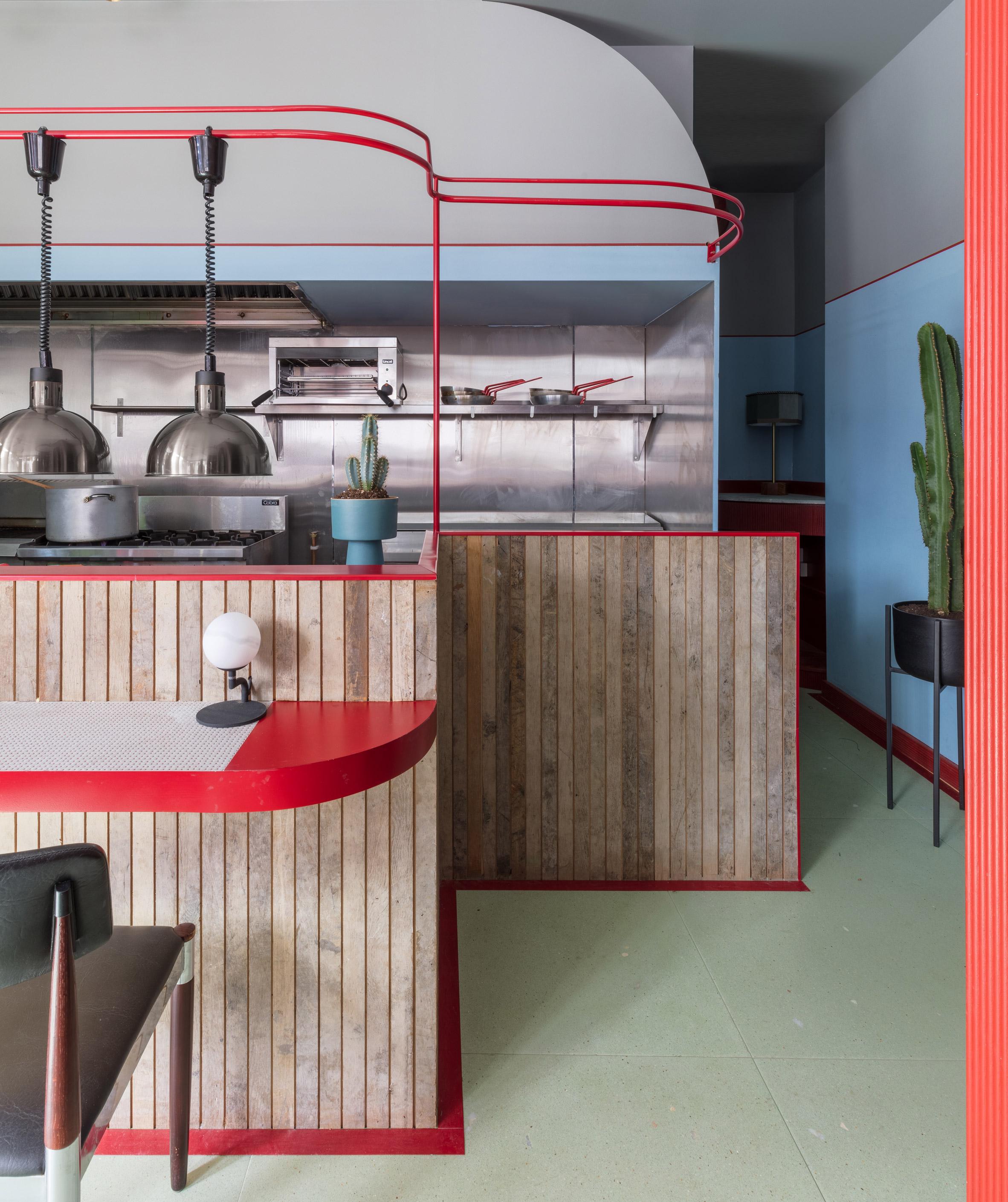 Il Piraña London dall'animo vintage di Sella Concept   Collater.al