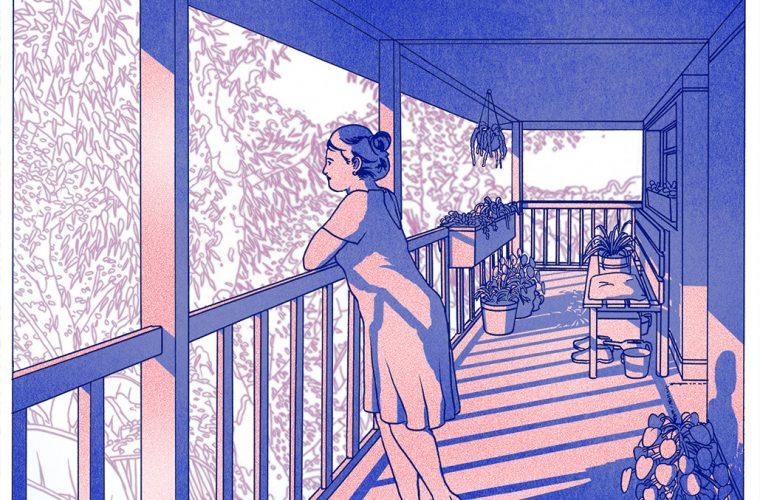 Il fumettista Liam Cobb e le sue illustrazioni architettoniche