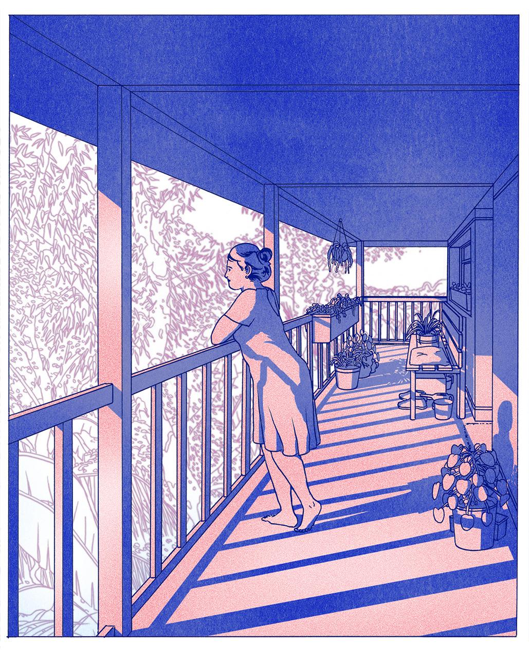 Il fumettista Liam Cobb e le sue illustrazioni architettoniche | Collater.al