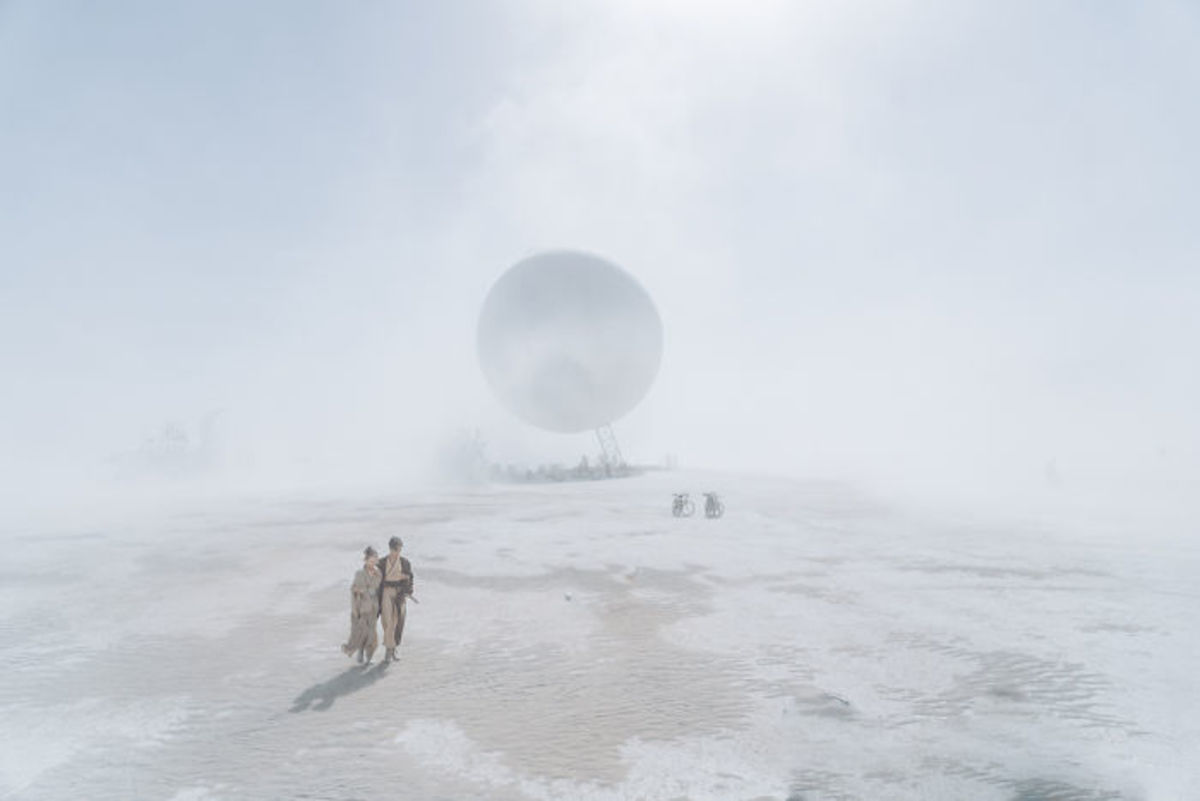 Il meglio del Burning Man Festival 2018   Collater.al 7