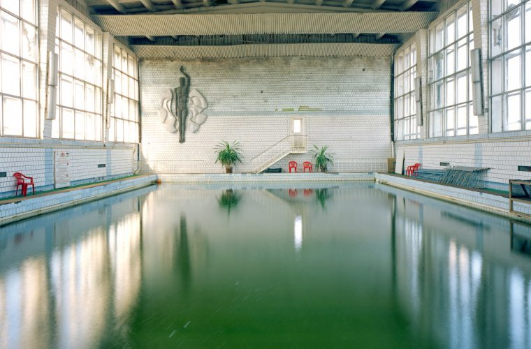 Jason Oddy photographs the silence of abandoned political buildings