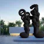 Ken Kelleher, quando le sculture digitali invadono gli spazi pubblici | Collater.al 2