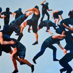 L'artista Franco Fasoli aka Jaz in Italia con Memoria y Recuerdo   Collater.al 8