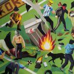 L'artista Franco Fasoli aka Jaz in Italia con Memoria y Recuerdo   Collater.al 9