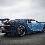 LEGO Technic Bugatti Chiron interamente costruita con i mattoncini del LEGO | Collater.al 4