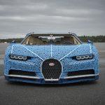 LEGO Technic Bugatti Chiron interamente costruita con i mattoncini del LEGO | Collater.al 6