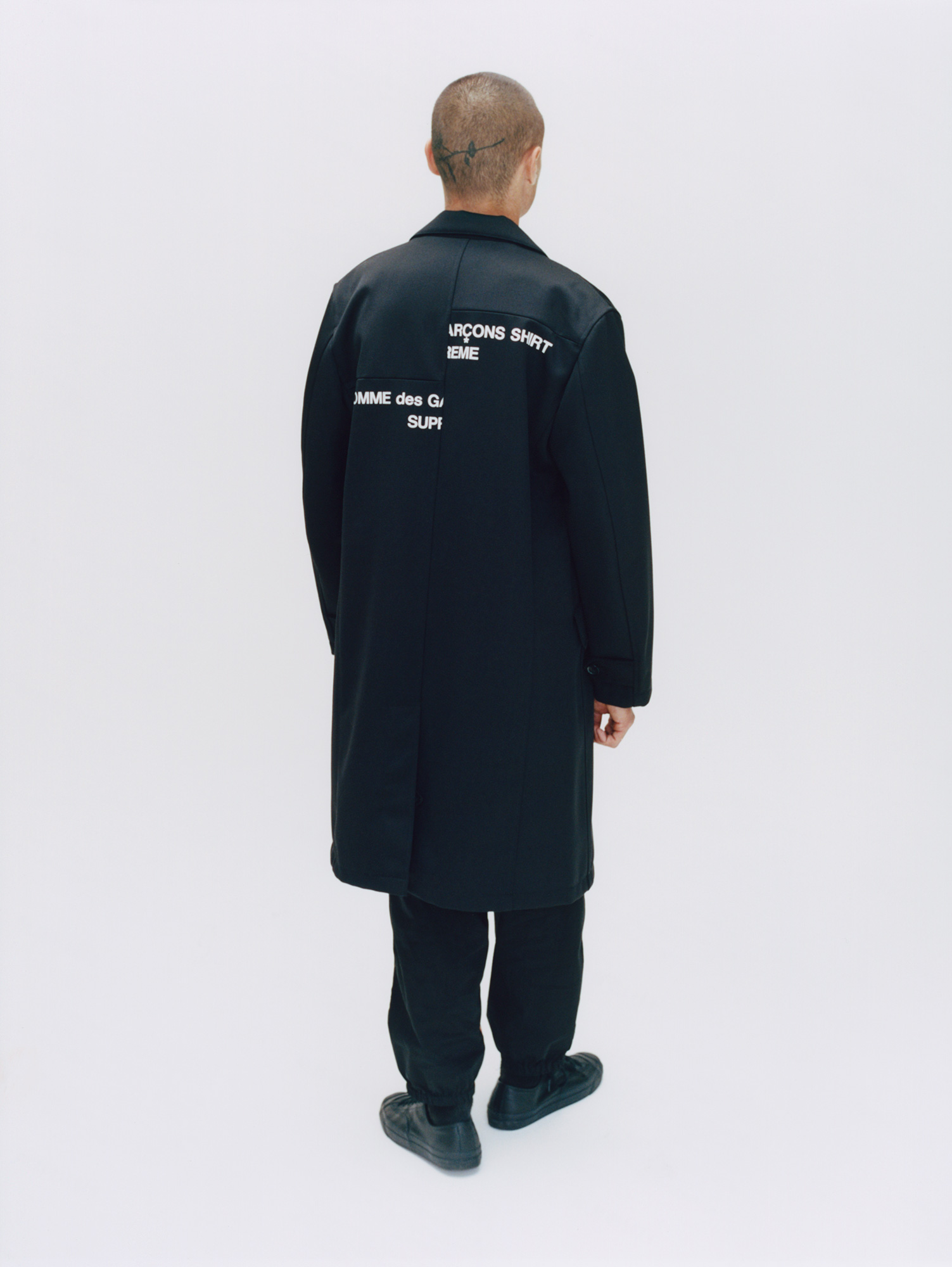 La nuova collezione Supreme x COMME di GARCON SHIRT | Collater.al