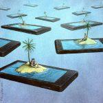 Le illustrazioni satiriche firmate Pawel Kuczynski | Collater.al 7