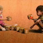 Le illustrazioni satiriche firmate Pawel Kuczynski   Collater.al 9a