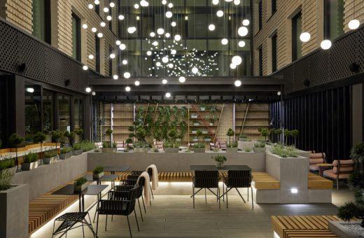 The innovative design of PURO Krakow Kazimierz Hotel