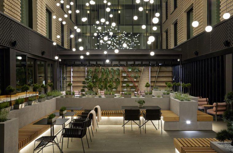 L'innovativo design del PURO Krakow Kazimierz Hotel