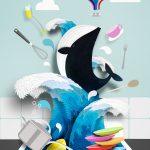 Lisa Lloyd crea delle stupende sculture di carta in 3D | Collater.al 5